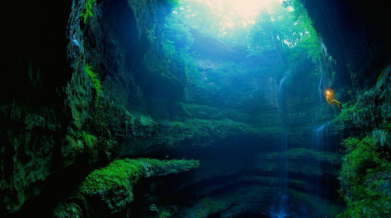 Cenote Pit Neversink