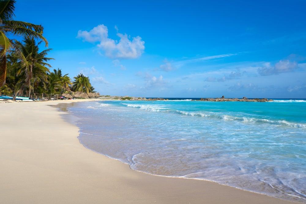 La isla de Cozumel en México, un lugar de ensueño