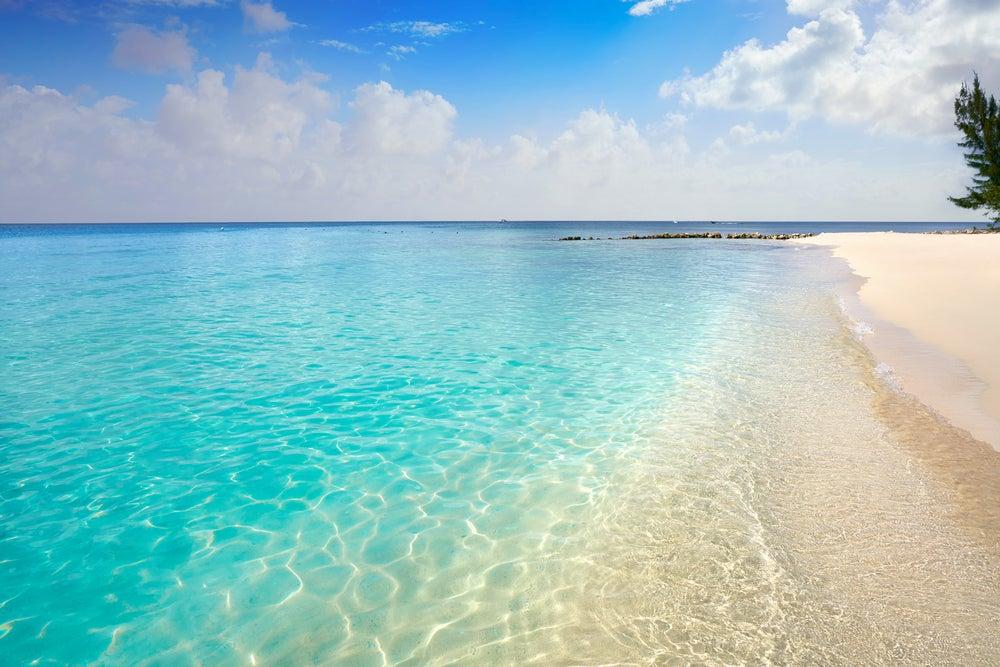 Playa Palancar en Cozumel