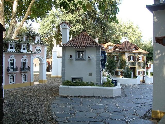 Portugal dos Pequenitos en Coimbra