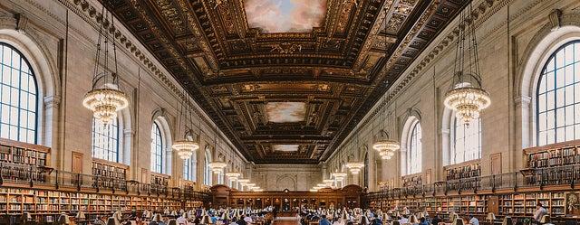 Public Library de Nueva York