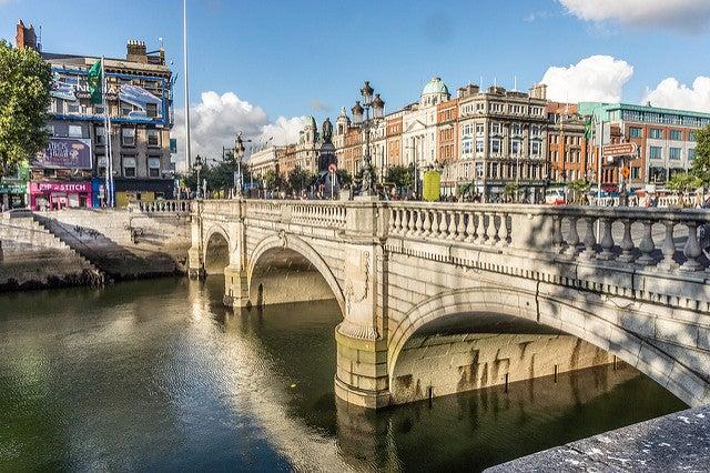 Puente de la calle O'Donnell de Dublín