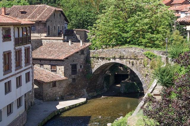 Puente en Potes