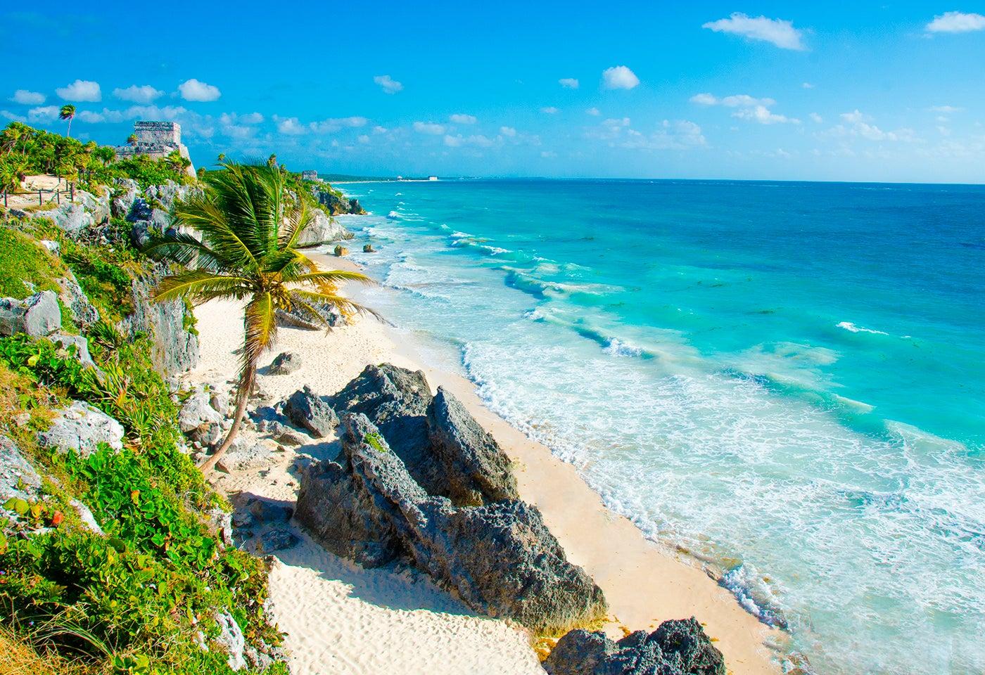 Riviera Maya, una de las razones para visitar México