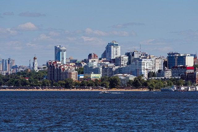 Samara en Rusia