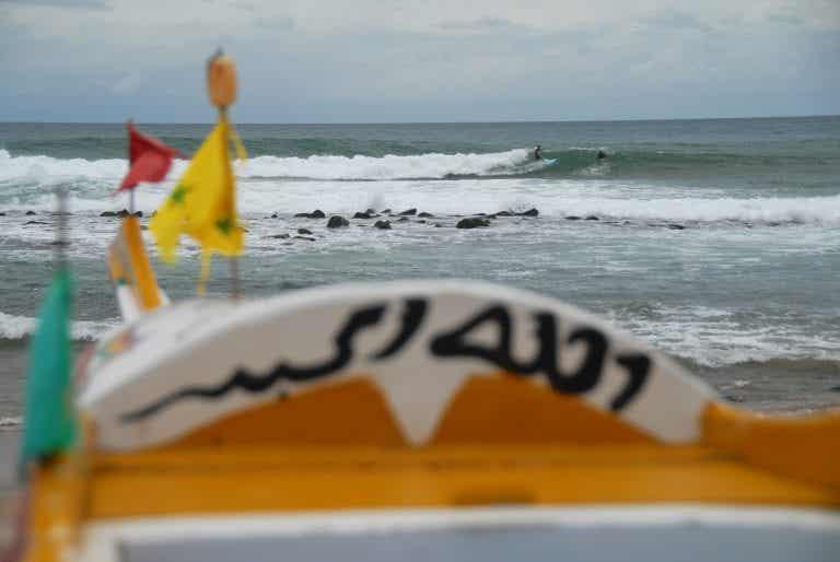 Senegal, encanto turístico para los amantes del surf