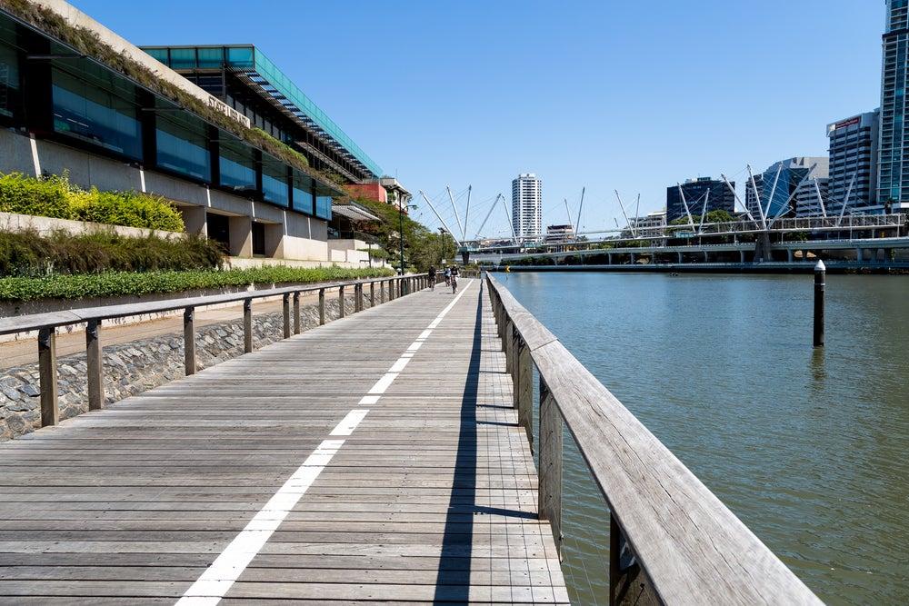 South Bannk en Brisbane