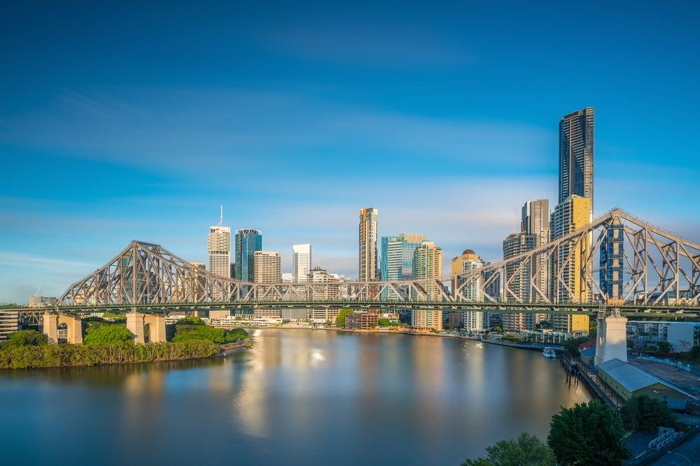 Storey Bridge en Brisbane