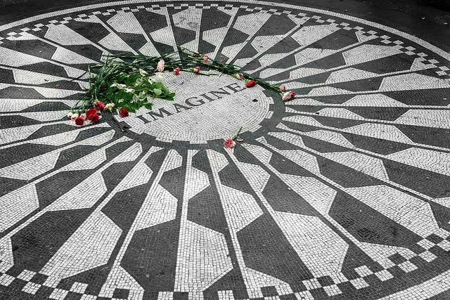 Strawberry Fields, Nueva York