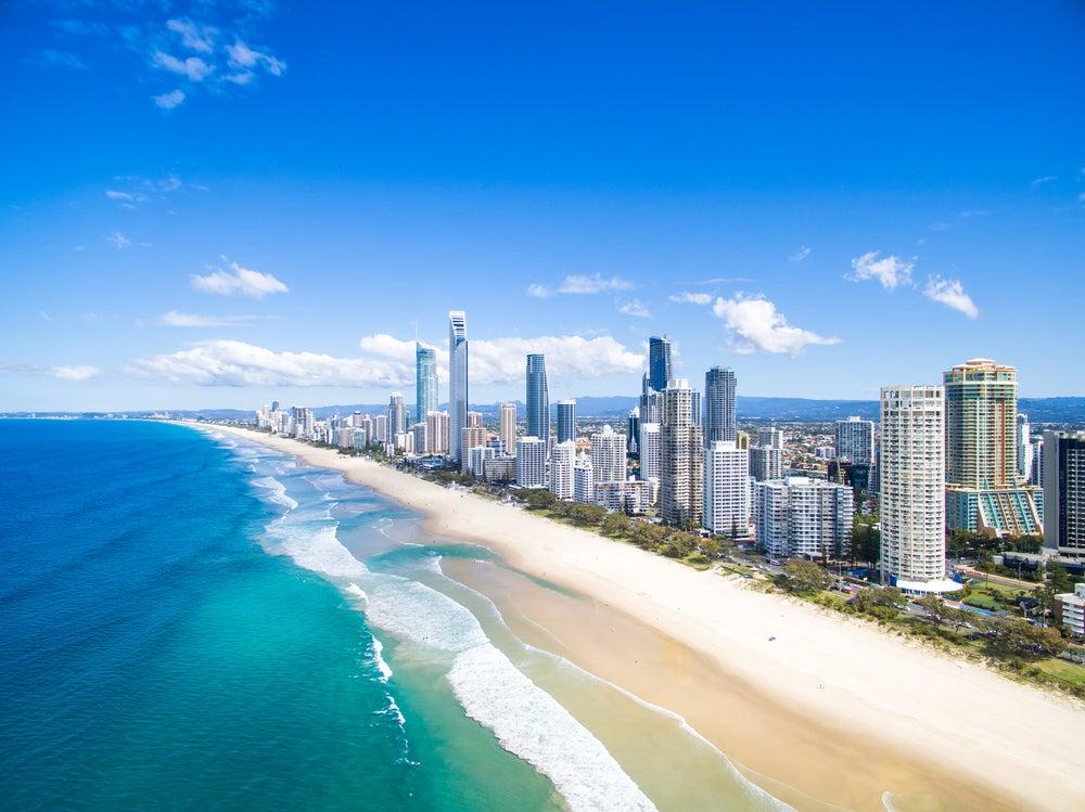 Surfers Paradise en Australia
