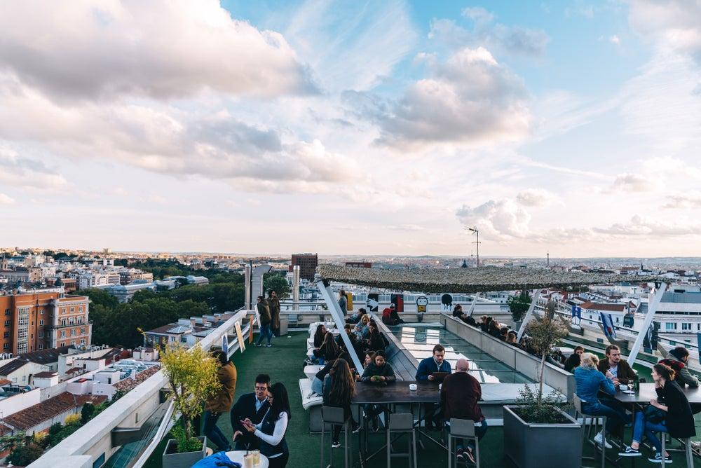 Tartan Roof en Madrid