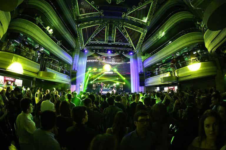 Las mejores discotecas de Madrid. ¡Vive la noche!