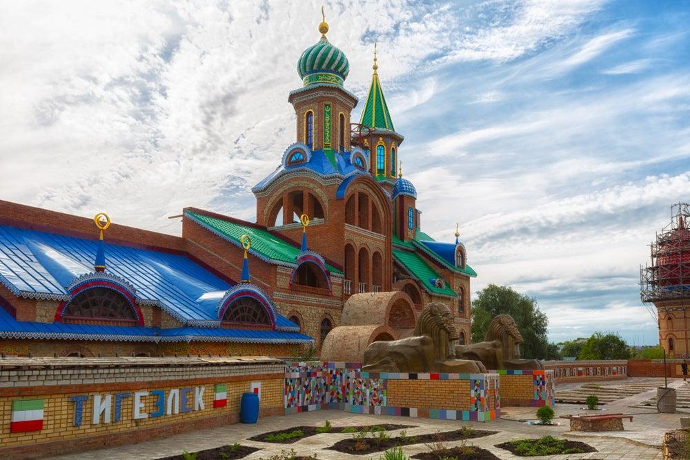 El Templo de todas las Religiones