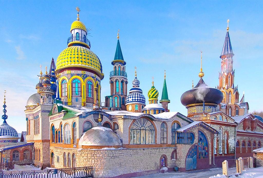 Templo de todas las Religiones
