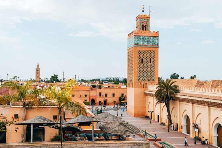 Te contamos cómo es el tiempo en Marrakech