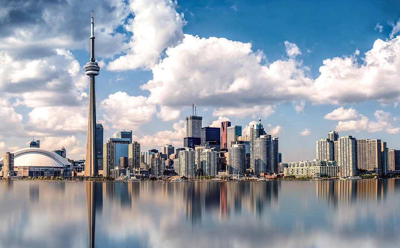 Toronto en Canadá
