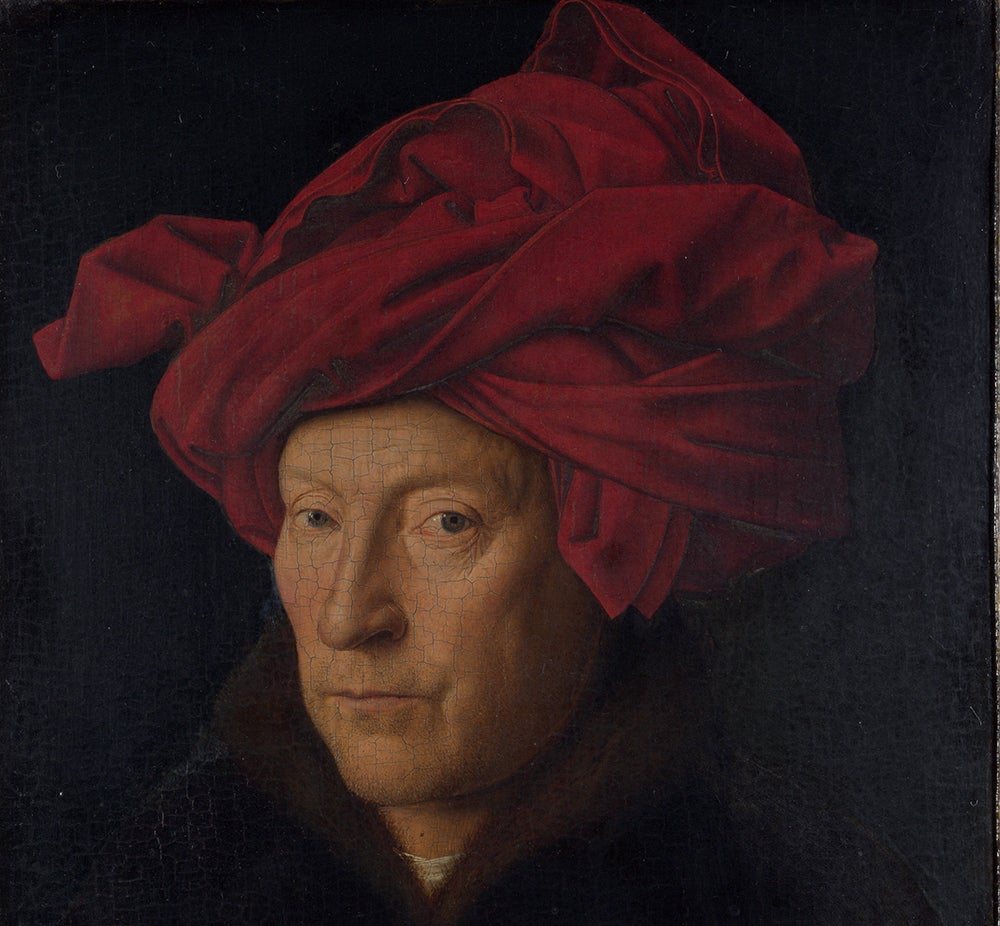 Dónde ver las obras del pintor flamenco Jan van Eyck