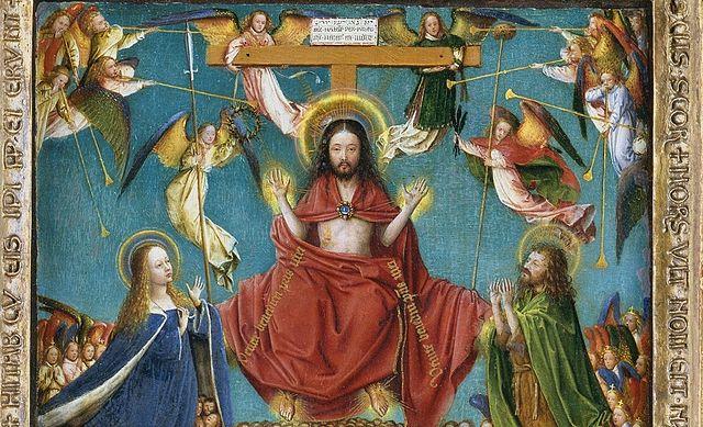 El juicio Final de Van Eyck