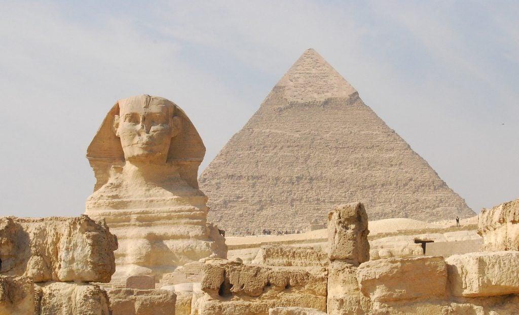 Viajar a Egipto: un recorrido por la historia