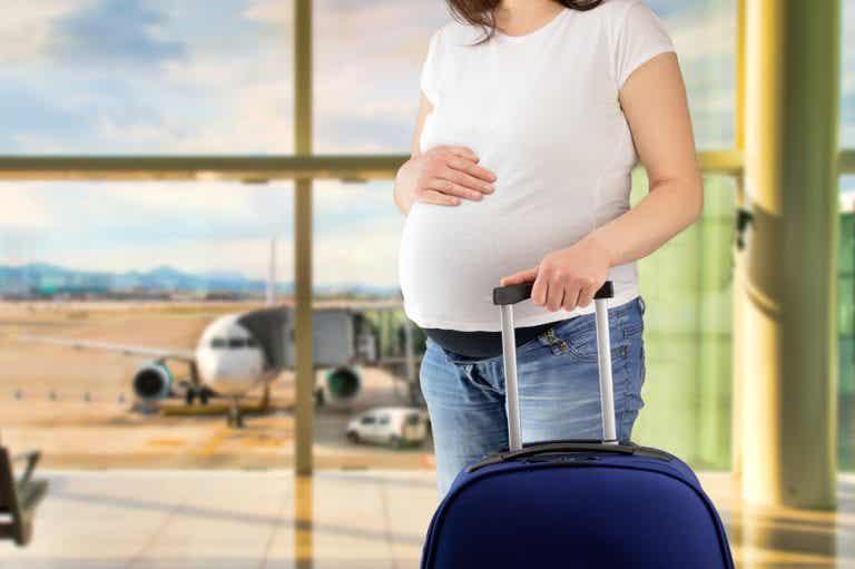 10 recomendaciones para viajar durante el embarazo