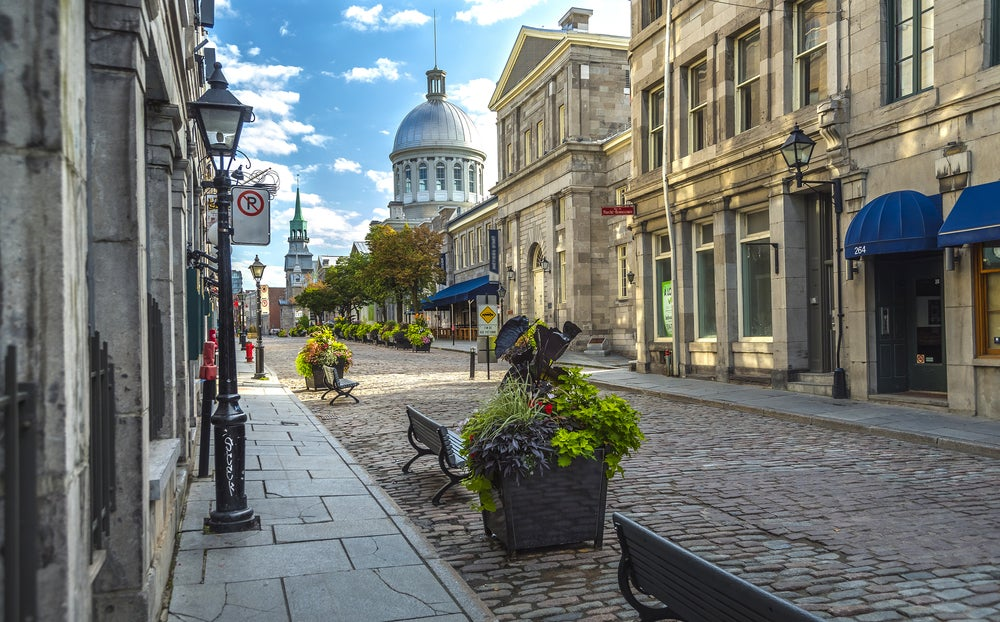Viejo Montreal