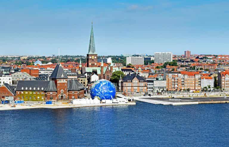 Conoce Aarhus en Dinamarca, ciudad cultural y artística