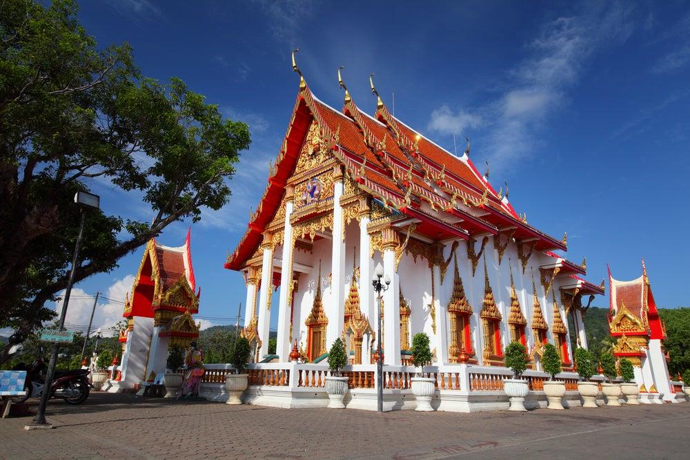 Wa tChalong en Phuket