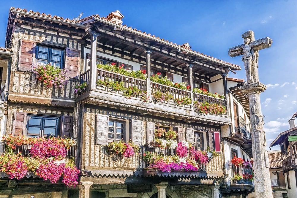 La Alberca, un lugar precioso muy cerca de Salamanca.