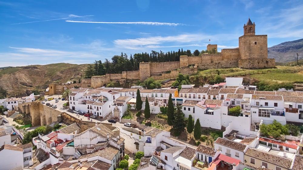 Antequera, uno de los pueblos más bonitos de la sierra de Málaga