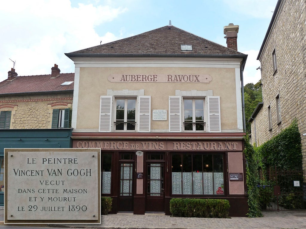 Auberge Ravoux en Auvers-sur-Oise