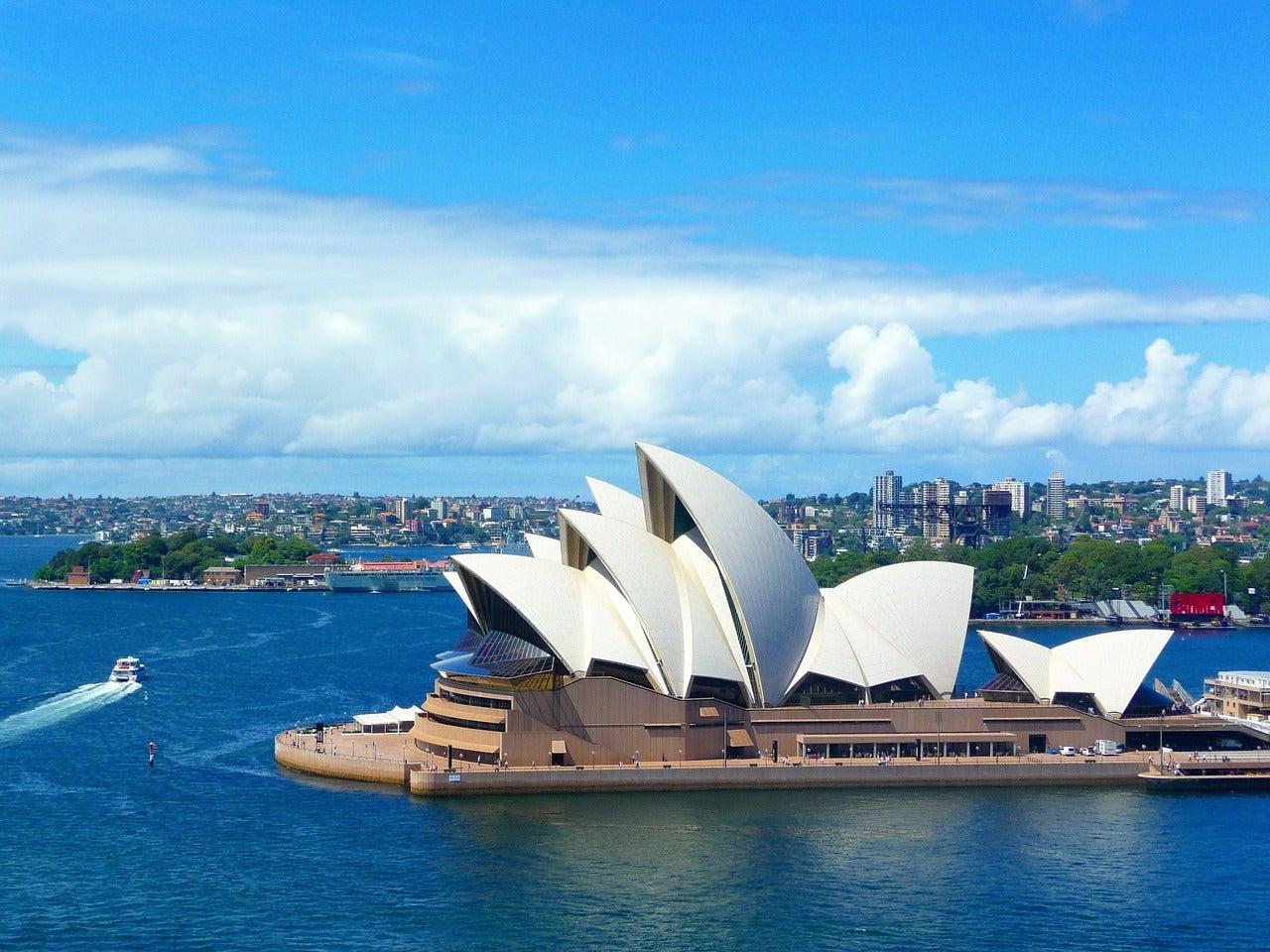 Sidney, en un viaje a Australia