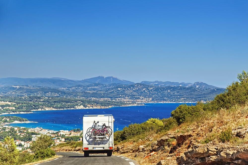 Rutas en caravana con niños por el Mediterráneo