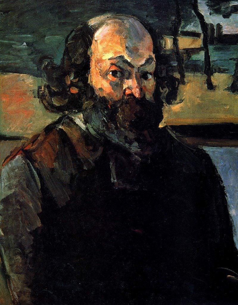 "Paul Cézanne, el ""padre"" de la pintura moderna"