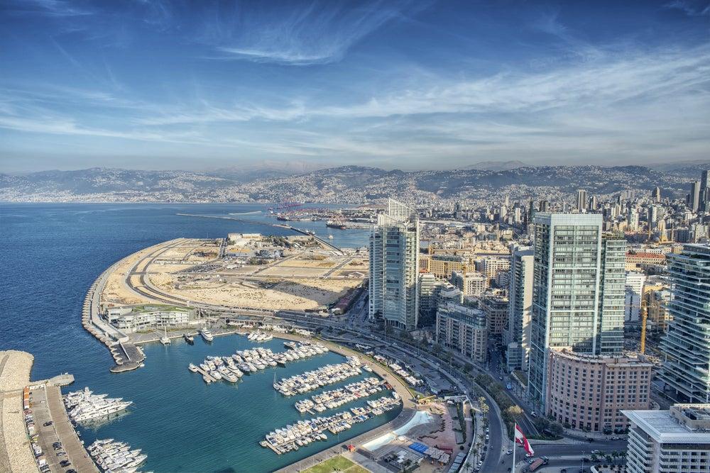 Beirut, capital del Líbano