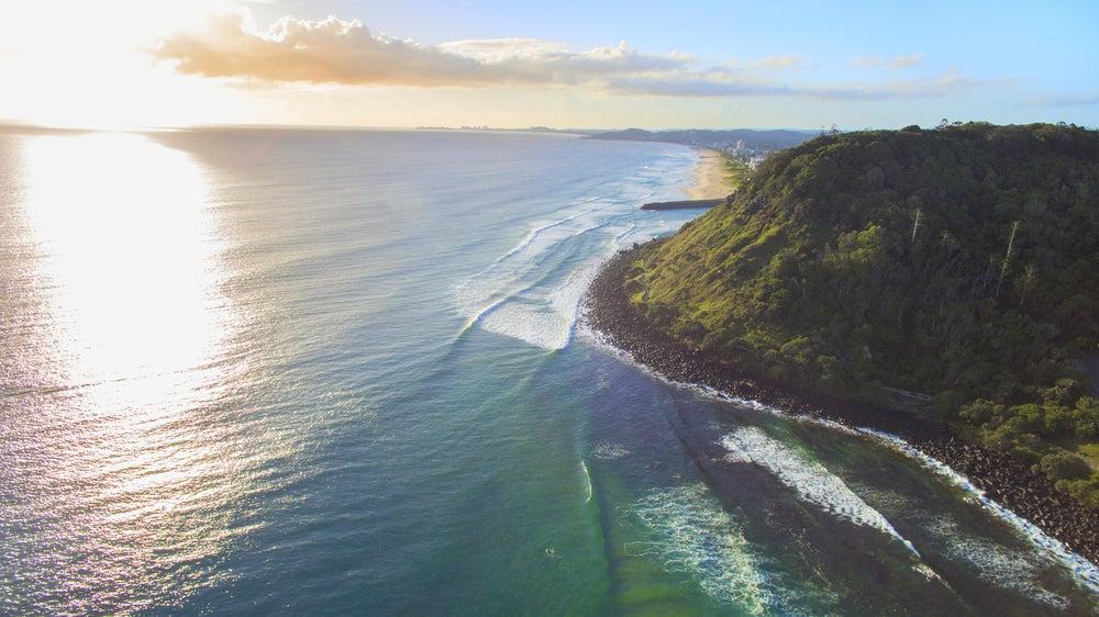 Burleigh Heads en Gold Coast