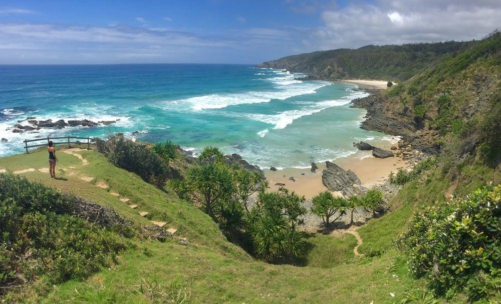 Byron Bay en Australia