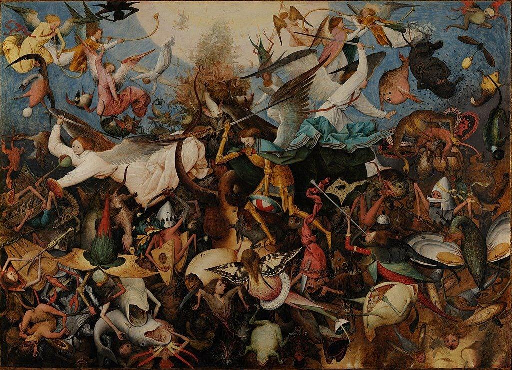 Pieter Brueghel el Viejo, uno de los grandes pintores flamencos