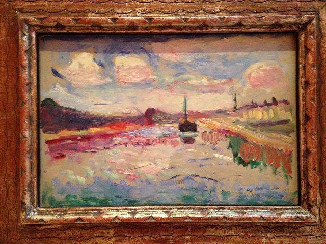 Canal du Midi de Henry Matisse