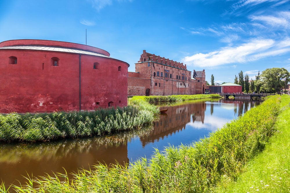 Castillo de Malmöhus