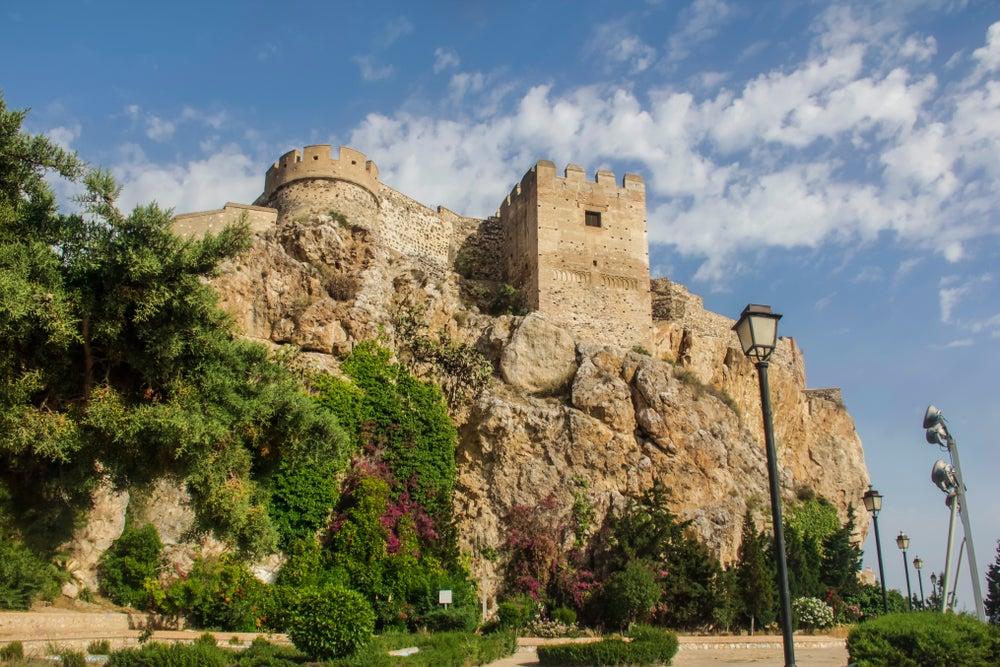 Castillo de Salobreña