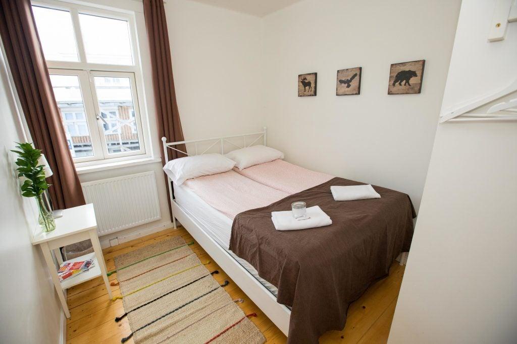 Central Guest House, uno de los hoteles para dormir en Reikiavik
