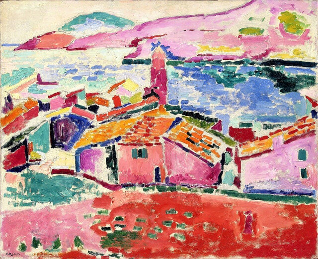 """""""Collioure"""" de Henry Matisse"""