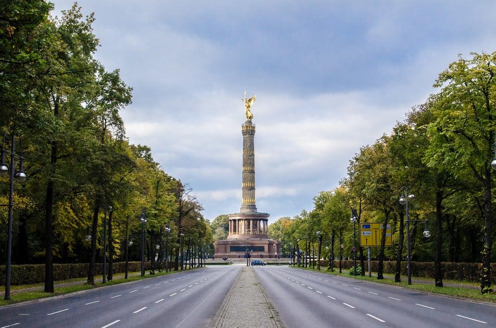 Qué hacer cerca de la Columna de la Victoria de Berlín