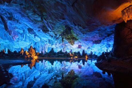 Cueva Reed Flute