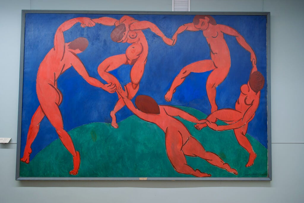 """""""La Danza"""" de Henry Matisse"""