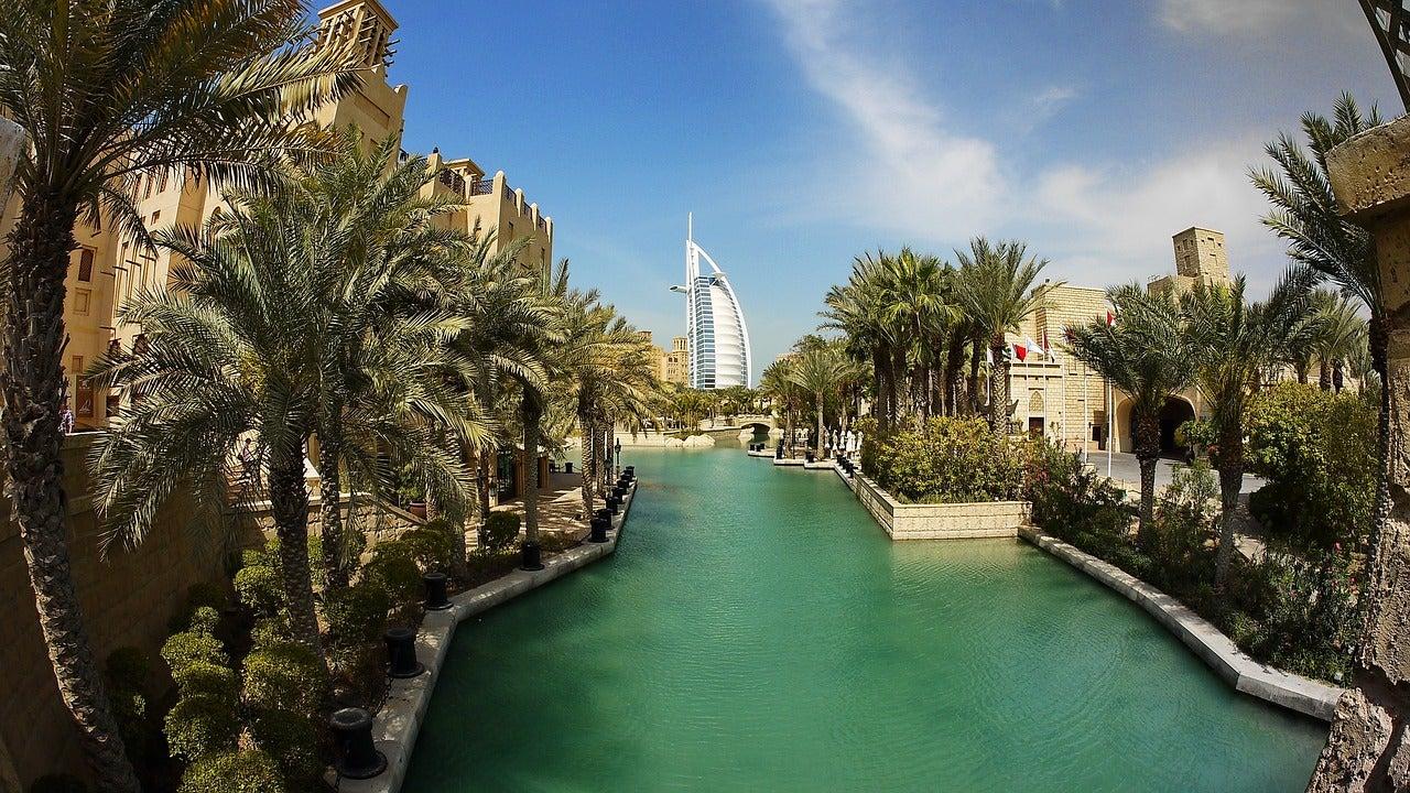 Marinat Jumeirah en Dubái