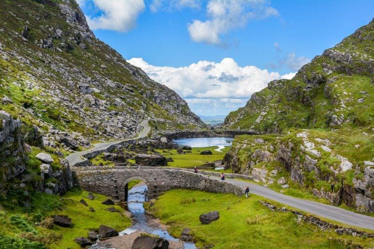2 'road trips' fascinantes para descubrir Irlanda