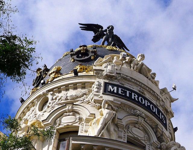 Edificio Metropolis de Madrid