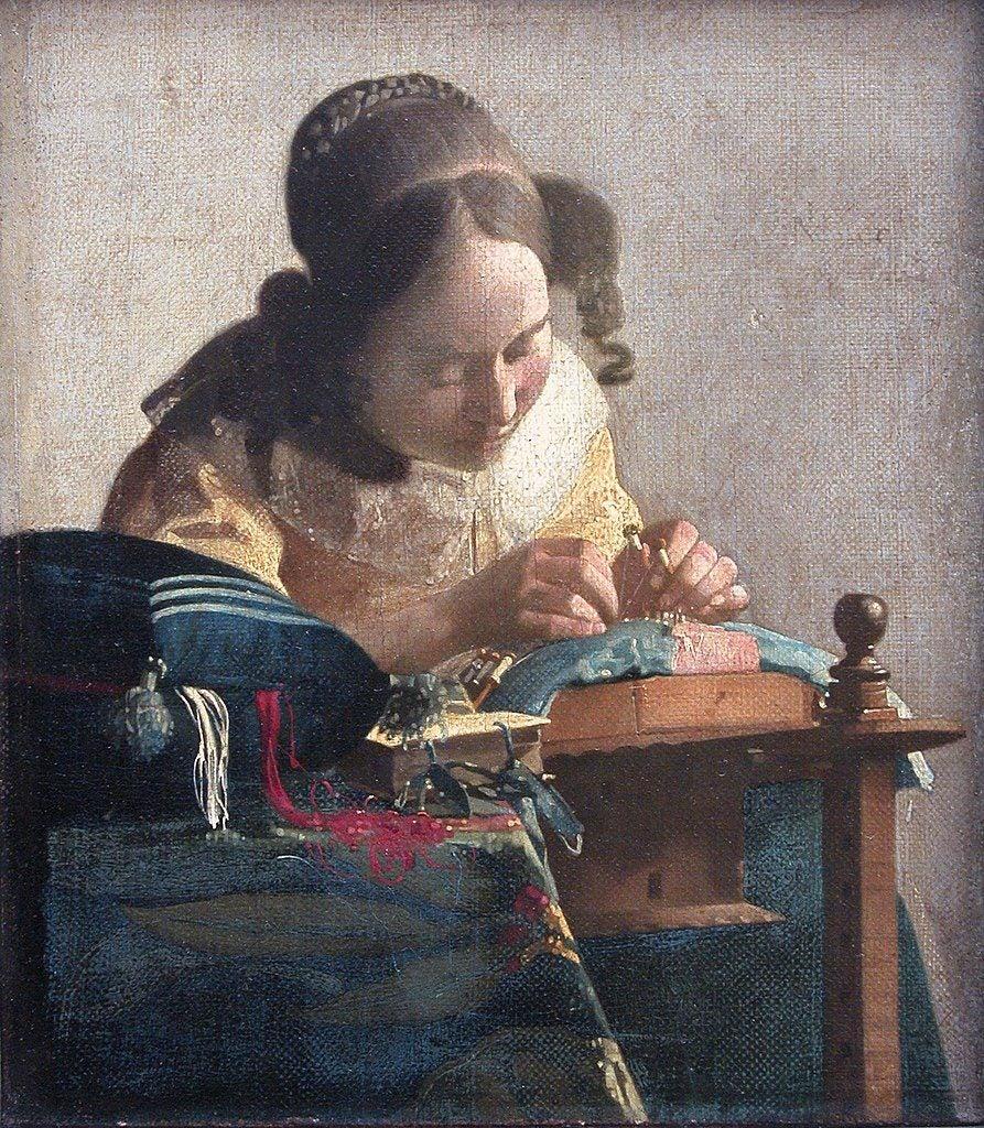 """Johannes Vermeer, el maestro de la """"luz holandesa"""""""