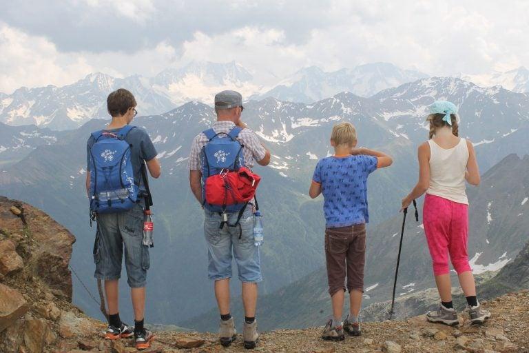 Viajar con los niños: 5 beneficios que debes conocer